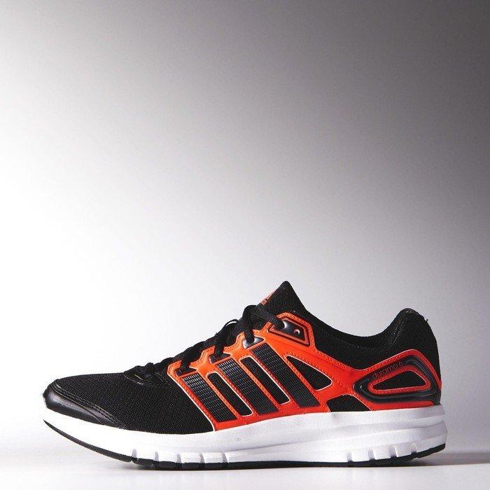 adidas Duramo 6 core black/solar red