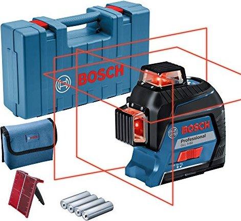 Laser Entfernungsmesser Hagebau : Bosch gll professional linienlaser ab u ac