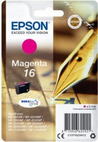 Epson ink 16 magenta (C13T16234010)