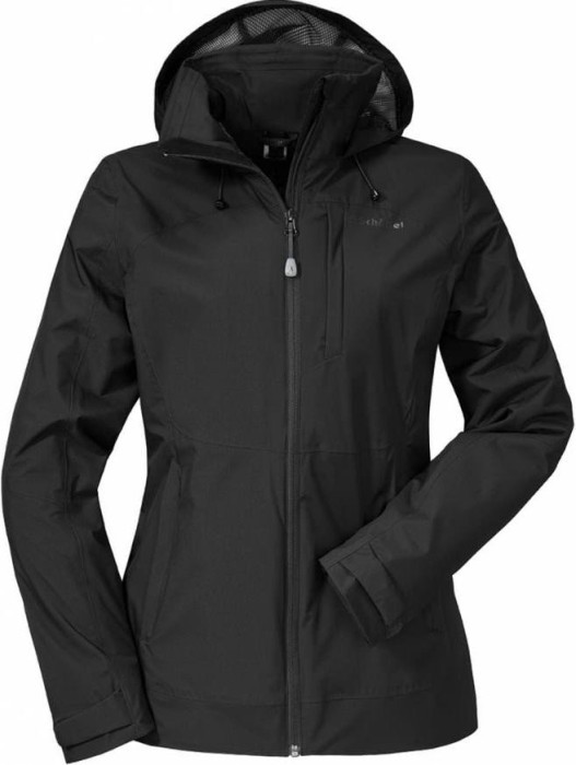 factory outlets best deals on sale usa online Schöffel Alyeska Jacke schwarz (Damen)