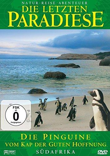 Die letzten Paradiese Vol. 30: Südafrika - Die Pinguine vom Kap der guten Hoffnung -- via Amazon Partnerprogramm