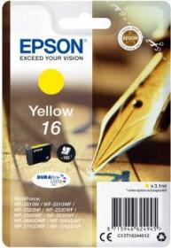 Epson Tinte 16 gelb (C13T16244010)