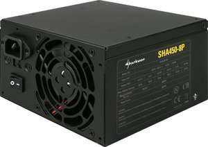 Sharkoon SHA450-8P 450W ATX 2.0 SATA (5871)