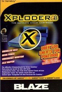 Blaze Xploder Advance - Schummelmodul for GBA