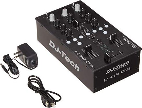DJ-Tech Mixer One -- via Amazon Partnerprogramm