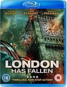 London Has Fallen (Blu-ray) (UK)
