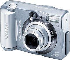Canon PowerShot A40 (7634A002)