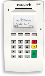 Cherry eHealth-BCS Terminal ST-1503 weiß, USB 2.0 (ST-1503AAGZ)