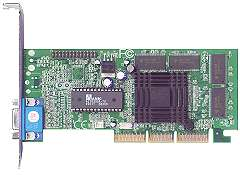 Shuttle GF20, GeForce2 MX200, 32MB, AGP