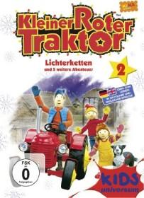 Kleiner roter Traktor Vol. 2: Lichterketten (DVD)