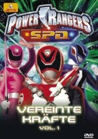 Power Rangers - Space Patrol Delta Vol. 1 (DVD)