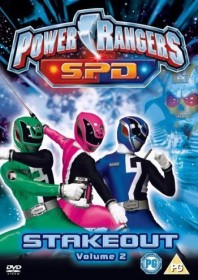 Power Rangers - Space Patrol Delta Vol. 2