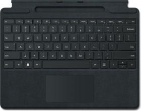 Microsoft Surface Pro X/Pro 8 Signature Keyboard schwarz, UK (8XA-00003)