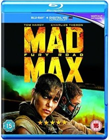 Mad Max 4 - Fury Road (Blu-ray) (UK)