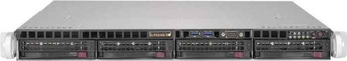 Supermicro SuperServer 5019S-MN4, 1HE (SYS-5019S-MN4)
