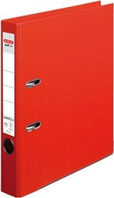 Herlitz maX.file protect plus Ordner A4, 5cm, rot (10834737)