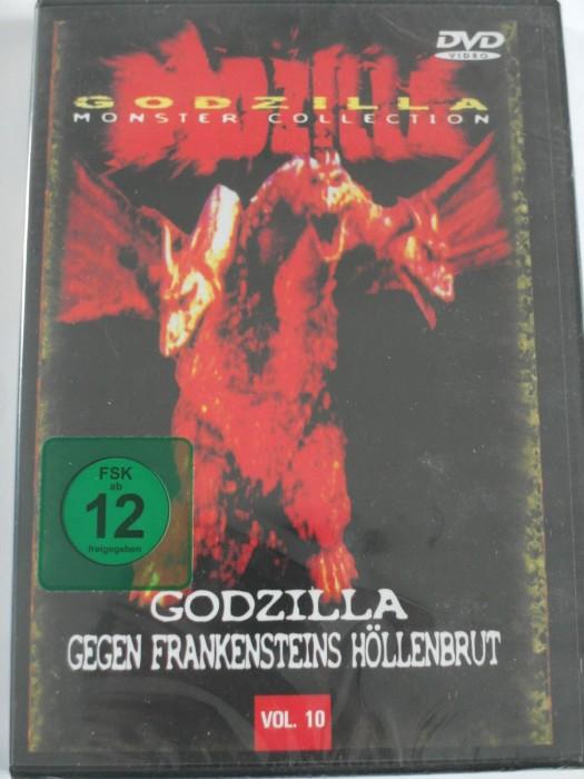 Godzilla 10 - Godzilla gegen Frankensteins Höllenbrut -- via Amazon Partnerprogramm