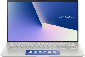 ASUS ZenBook 14 UX434FAC-A5324T Icicle Silver (90NB0MQ6-M06090)