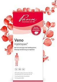 Veno Injektopas Flüssige Verdünnung zur Injektion Ampullen, 10 Stück