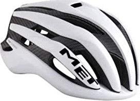 MET Trenta 3K carbon Helmet white raw carbon (3HM116S0BI1/3HM116M0BI1/3HM116L0BI1)