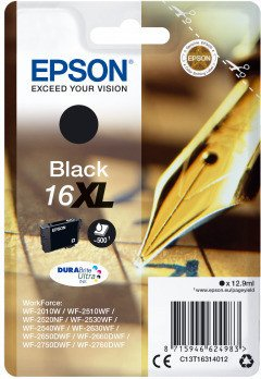 Epson 16XL Ink black (C13T16314010)