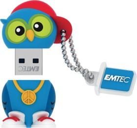 Emtec M341 Animalitos 2 DJ Owl 8GB, USB-A 2.0 (ECMMD8GM341)