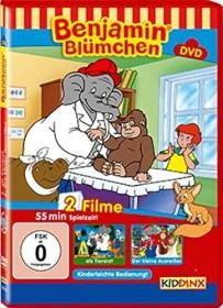 Benjamin Blümchen - Als Tierarzt, Der kleine Ausreißer (DVD)