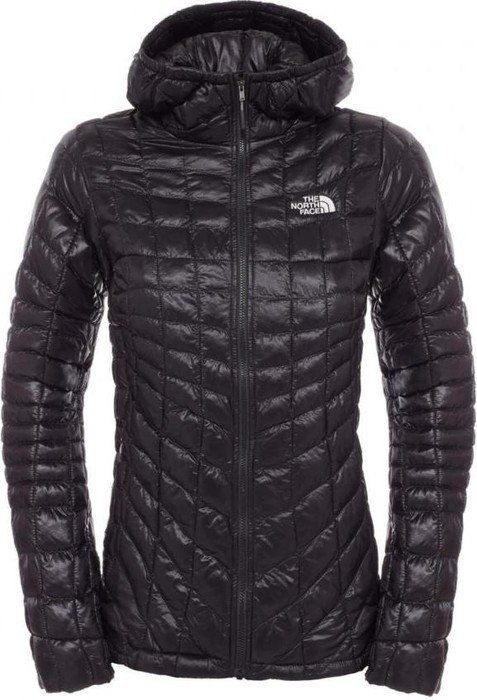 new style 8cd18 3e14d The North Face Thermoball Hoodie Jacke schwarz (Damen) ab € 108,54