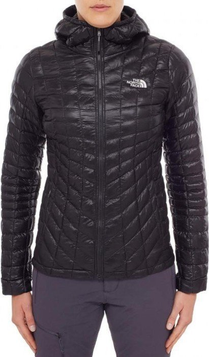 uk availability 0970e e8ab2 The North Face Thermoball Hoodie Jacke schwarz (Damen) ab € 111,71