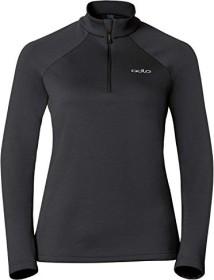 Odlo Snowbird Half-Zip shirt long-sleeve black (ladies) (222001-15000)