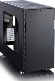 Fractal Design Define R5 Black, Acrylfenster, schallgedämmt (FD-CA-DEF-R5-BK-W)