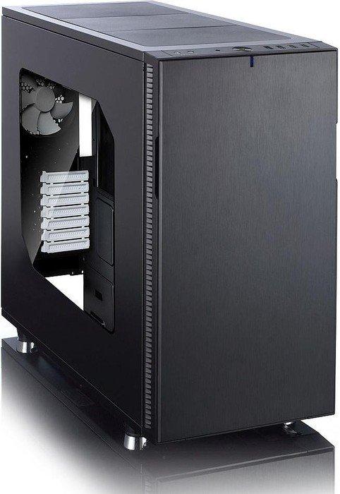 Fractal Design Define R5 Black mit Sichtfenster, schallgedämmt (FD-CA ...: www.heise.de/preisvergleich/fractal-design-define-r5-black-mit...