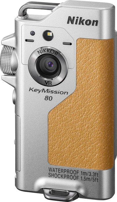 Nikon KeyMission 80 silber (VNA991E1)