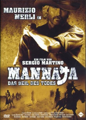 Mannaja - Das Beil des Todes -- via Amazon Partnerprogramm
