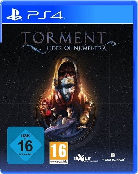 Torment: Tides of Numenera - Collector's Edition (German) (PS4)