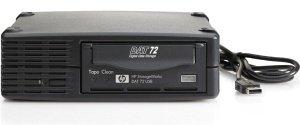 HP StorageWorks DAT 72e, 36/72GB, extern/USB 2.0 (DW027A)