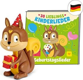 Tonies 30 Lieblings-Kinderlieder - Geburtstagslieder (01-0129)
