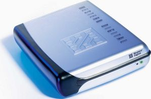Western Digital WD Combo 200GB, USB 2.0/FireWire (WDXC2000BB)