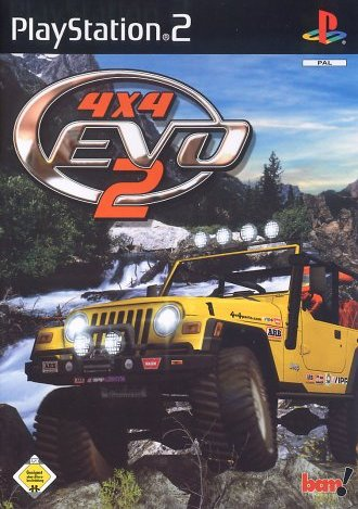 4x4 Evolution 2 (deutsch) (PS2) -- via Amazon Partnerprogramm