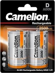 Camelion Accu Mono D NiMH 2500mAh, 2-pack (NH-D2500BP2)