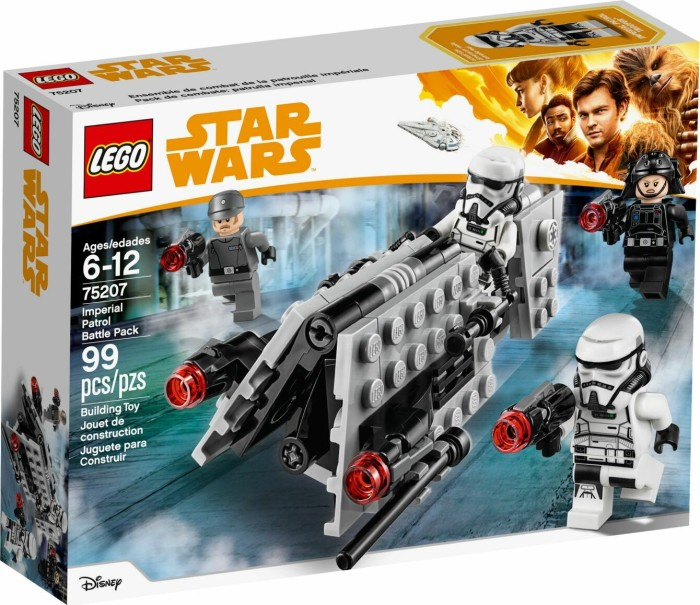 LEGO Star Wars Solo - Imperial Patrol Battle Pack ab € 8,80 de (2018 ...