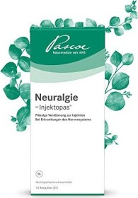 Neuralgie-Injektopas Flüssige Verdünnung zur Injektion Ampullen, 10 Stück