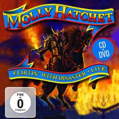 Molly Hatchet - Flirtin' With Disaster live -- via Amazon Partnerprogramm