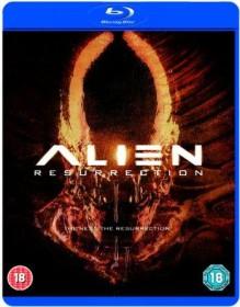 Alien 4 - Die Wiedergeburt (Blu-ray) (UK)