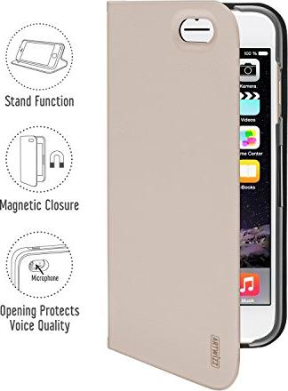 Artwizz SeeJacket Folio für Apple iPhone 6/6s gold (5828-1342) -- via Amazon Partnerprogramm
