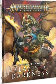 Games Workshop Warhammer Age of Sigmar - Battletome: Slaves to Darkness (DE) (04030201022)