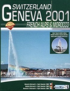 Flight Simulator 2002 - Geneva 2001 (Add-on) (German) (PC)