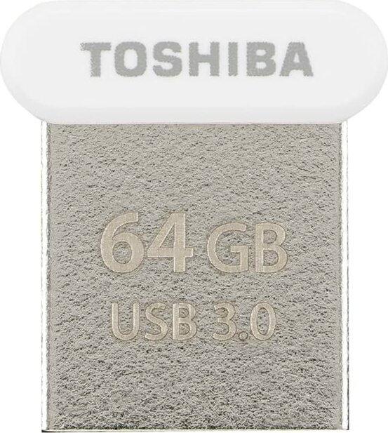 Toshiba TransMemory U364 64GB, USB-A 3.0 (THN-U364W0640E4)