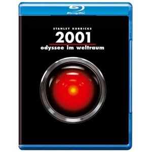 2001 - Odyssee in the space (Blu-ray)