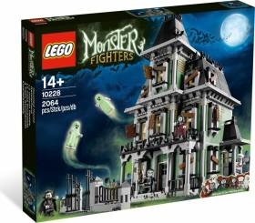 LEGO Monster Fighters - Geisterhaus (10228)